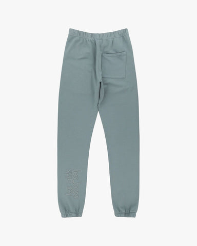 Mens track pants stormy sea