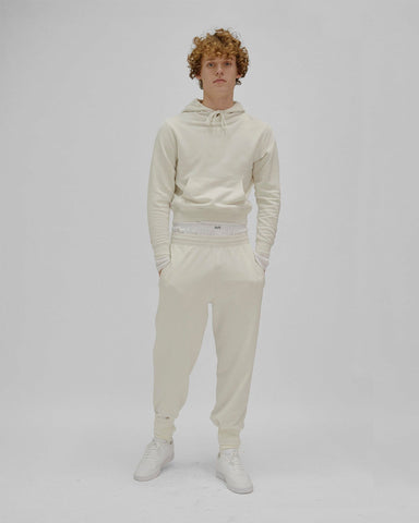 loose fit track pants vaporous grey
