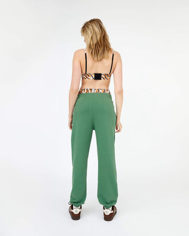 Loose fit track pants myrtle