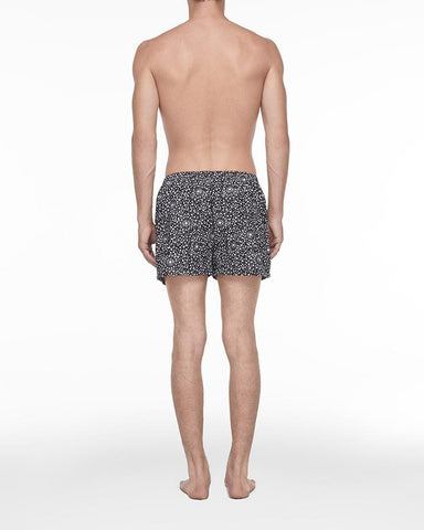 classic woven boxers - star print