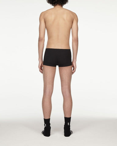 opening ceremony rib jersey trunks 3 pack black