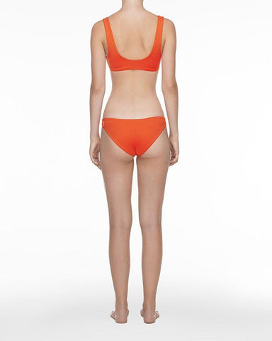 Mini bikini bottoms orange