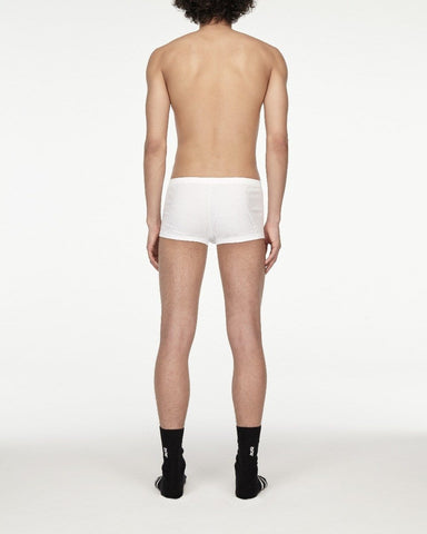 opening ceremony rib jersey trunks 3 pack white