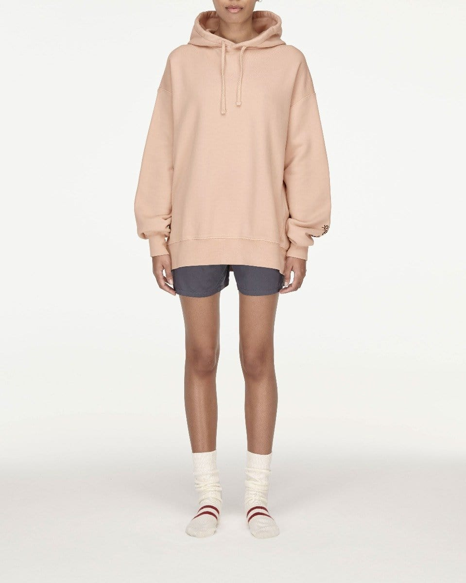 Oversized Peach Hoody