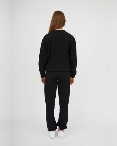 Regular track pants black