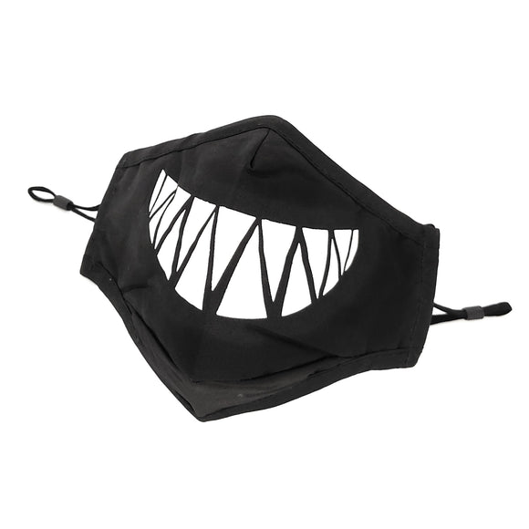 Sealface Adult Cloth Designer Mask w/ Filter