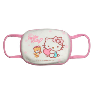 Licensed Hello Kitty Kids Cloth Mask