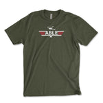 Load image into Gallery viewer, SDPD ABLE - Topgun T-shirt