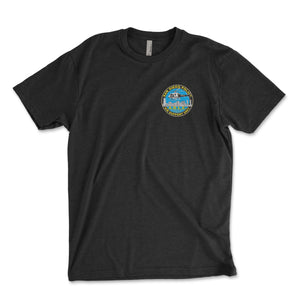 SDPD ABLE - Original T-shirt - Front Logo only