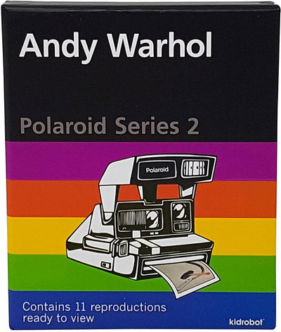 Andy Warhol Polaroid Series 2 - Collectible Art Series Blind Box