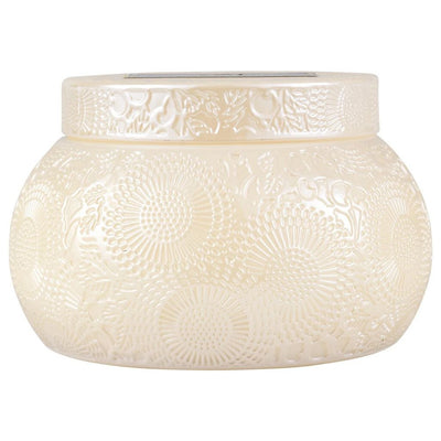 Voluspa Sandal Vanilla Chawan Bowl Glass