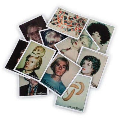 Andy Warhol Polaroid Series 1 - Collectible Art Series Blind Box
