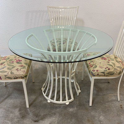 Vintage Dining Set 4 chair & Table