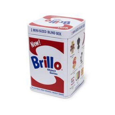 Andy Warhol Brillo Box Mini Series