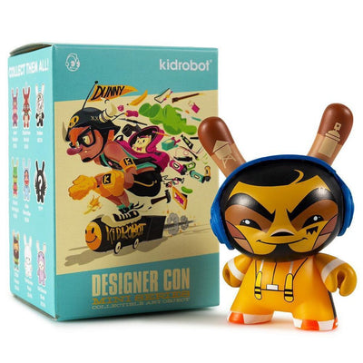 Designer con Mini-Series Collectible Art Object