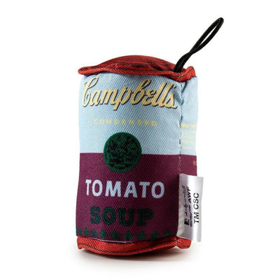 Andy Warhol Mystery Soup Can