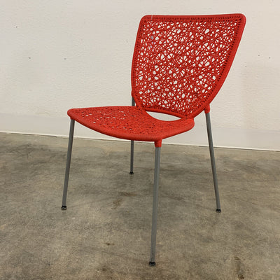 Dining Chairs Orange