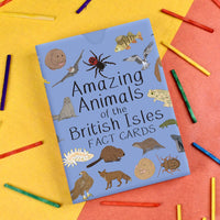 Amazing Animals of the British Isles