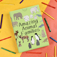 Amazing Animal Families Game