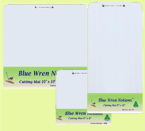 Blue Wren Cutting Mats