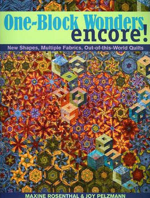 One Block Wonders Encore - Maxine Rosenthal and Joy Pelzmann