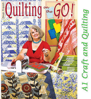 Quilting on the GO! - by Suzanne McNeill