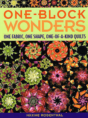 One Block Wonders, by Maxine Rosenthal