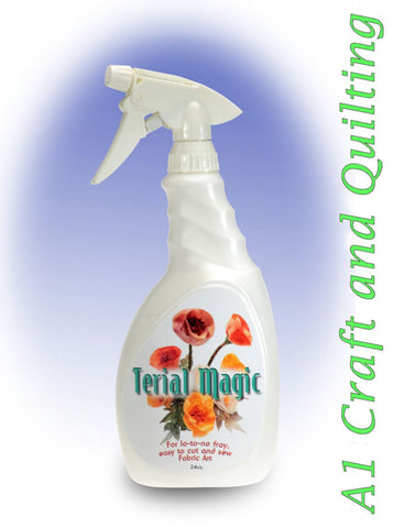 Terial Magic Spray - Fabric Stiffener