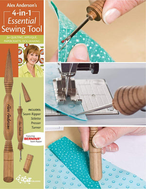 Essential Sewing Tool by Alex Anderson
