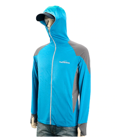 TSURINOYA Fishing Jacket with Anti-UV
