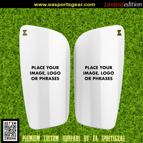 Custom Design Pro Shinguards