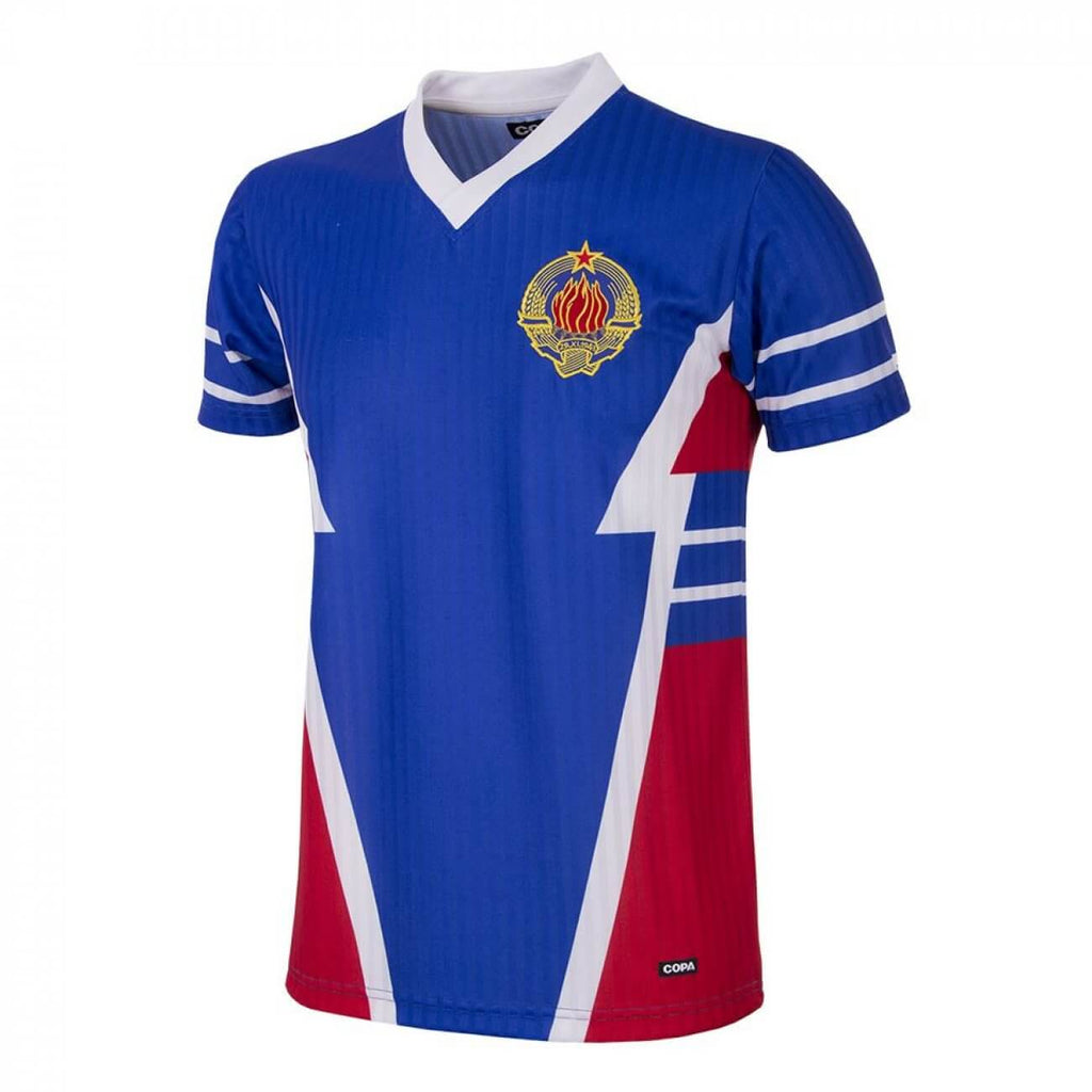 Yugoslavia 1990 Retro Shirt