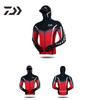Daiwa Fishing Hooded Men's Professional Jersey with Uv Protection