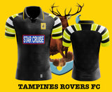 Tampines Rovers FC Away Retro Kit