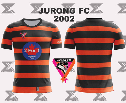 Jurong FC Retro 2002 - Away Jersey