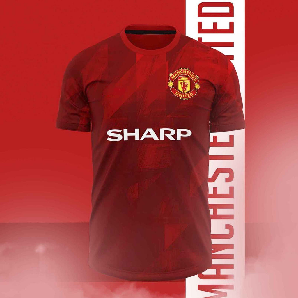 Manchester United Fantasy Kit By Enigma