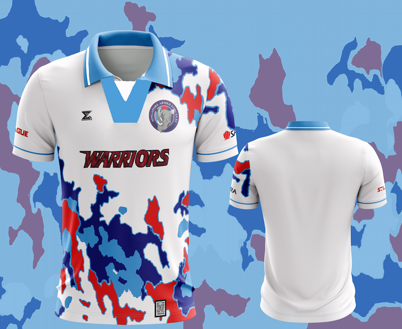 Retro 1997 SAFFC - Away Jersey