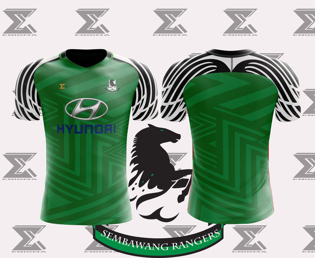 Sembawang Rangers Fantasy Concept Kit By Enigma