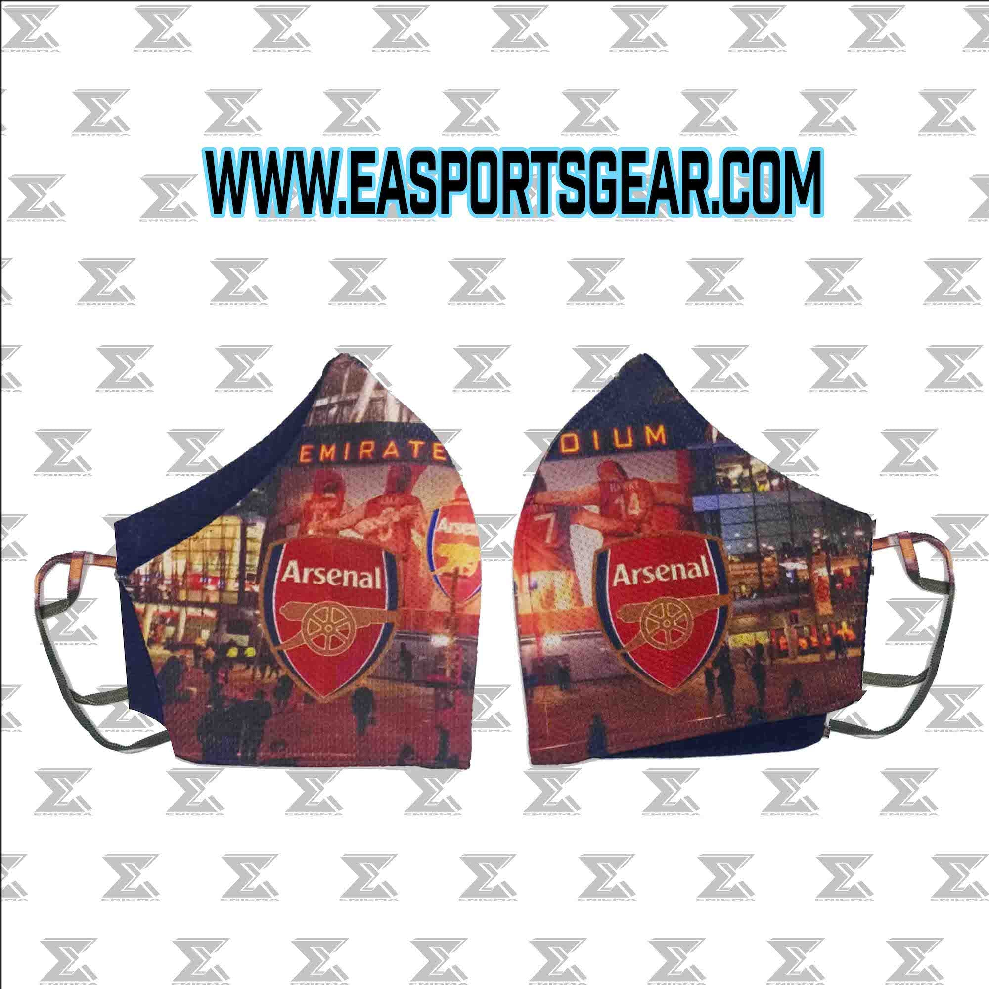 Arsenal FC Enigma Sports Facemask