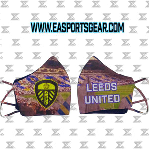 Leeds United FC Enigma Sports Facemask