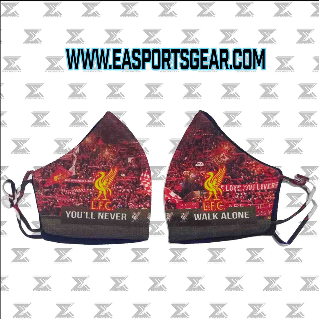 Liverpool FC Enigma Sports Facemask