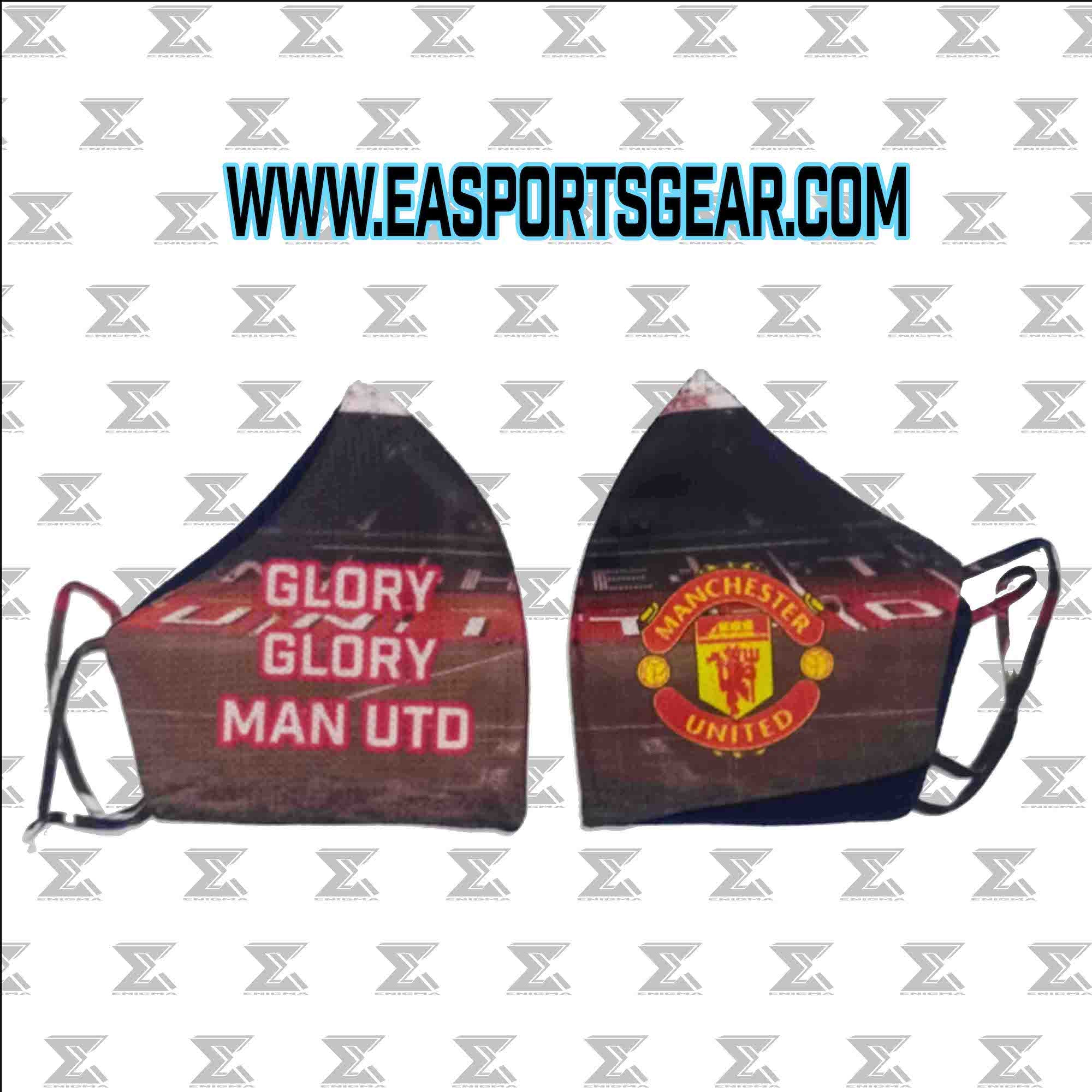 Manchester United Enigma Sports Facemask