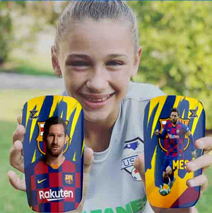 Messi Shinpads by Enigma
