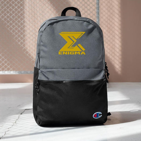 Enigma x Champion Backpack