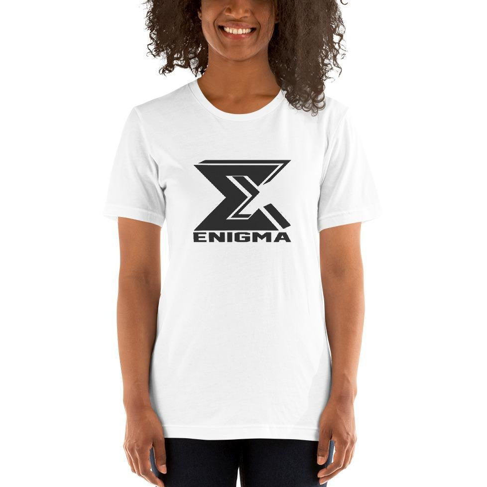 Enigma Short-Sleeve Unisex T-Shirt