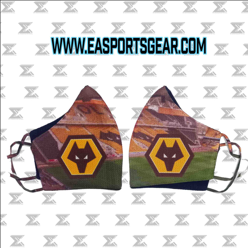 Wolverhampton FC Enigma Sports Facemask