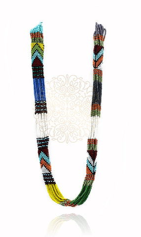 Zulu Boho Necklace