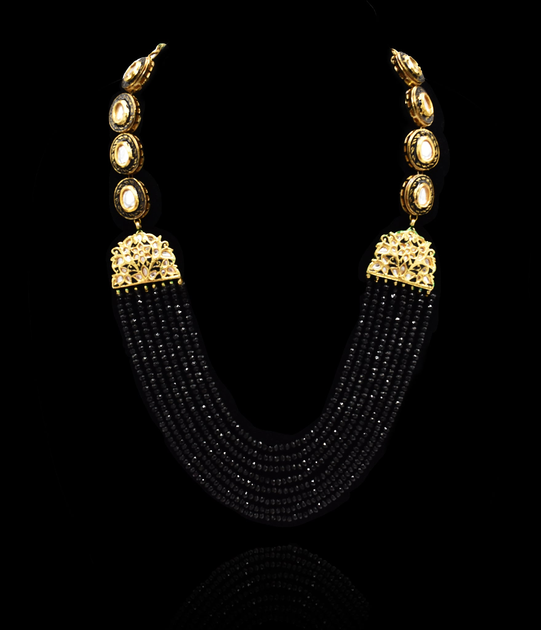 Ramona Beads Necklace - The Pashm