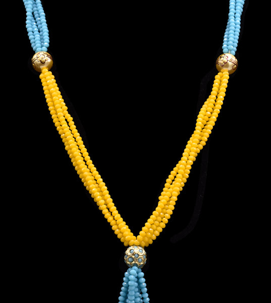 Natalie Beads Necklace
