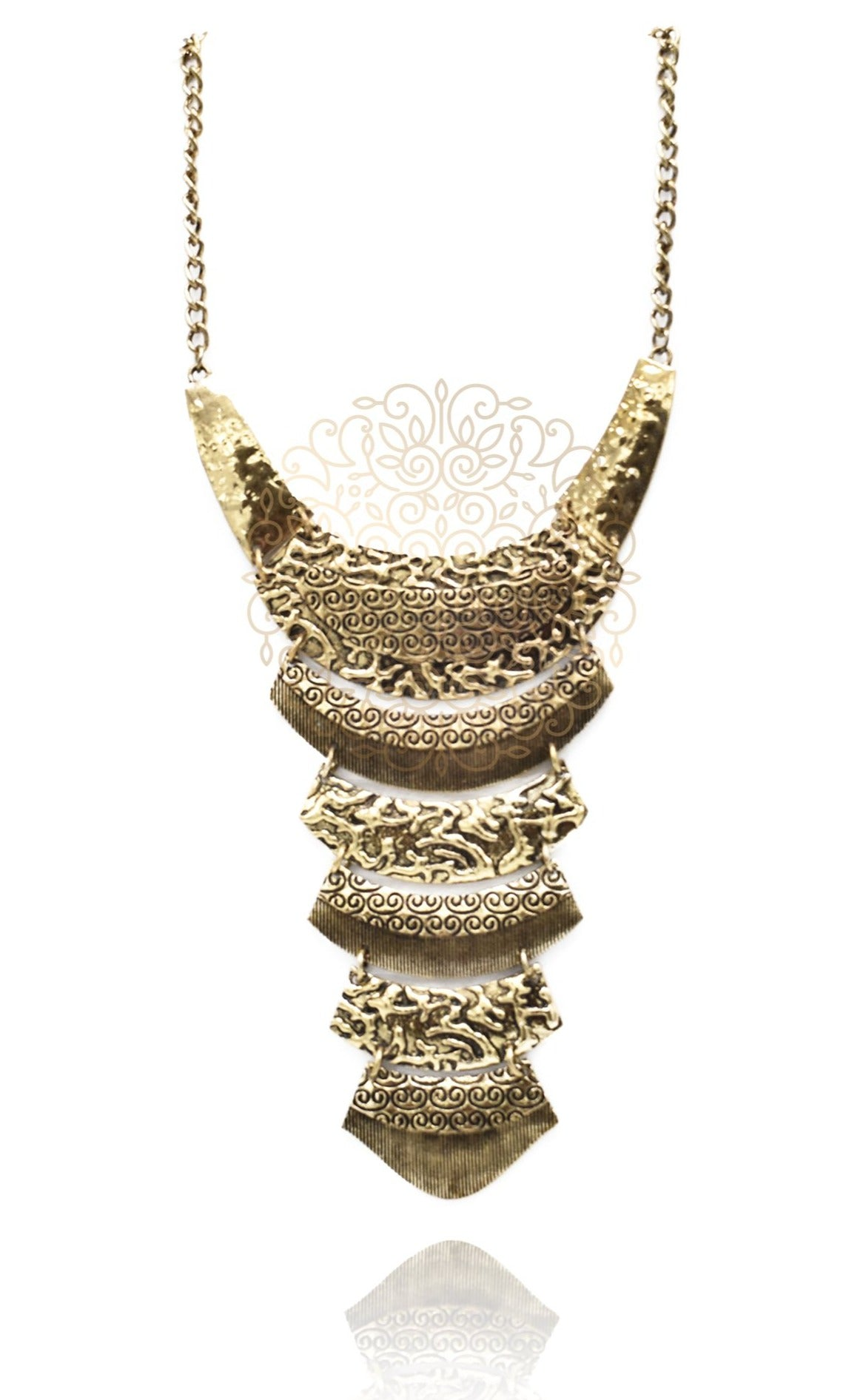 Josie Boho Necklace - The Pashm